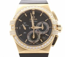 Used brand Luxury OMEGA Constellation Double Eagle Wrist Watches for bulk sale. Other brands are also available.
