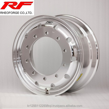 22.5*9.00 Forged Aluminum Truck and Bus Alloy Wheel 22.5x9.00 machine polish