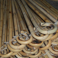 100 Natural Rattan Walking Stick For