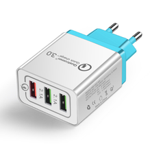 2019 new technology Oem Quick Charge 3 USB <strong>Charger</strong> 30W QC3.0 Fast Charging USB wireless <strong>charger</strong> <strong>car</strong> holder