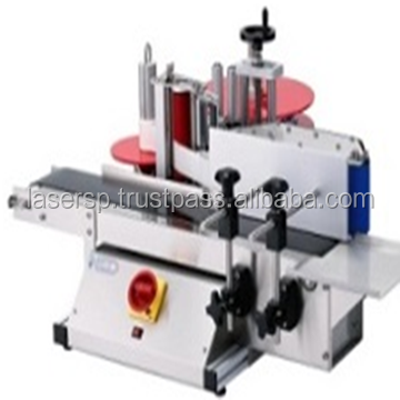 LSM-110 Table Top Bottle Labeling Machine