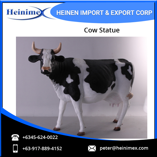 High Quality Cow's Statue/Sculptures at Reasonable Price