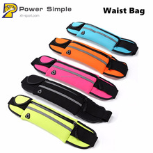 Mult-Pocket Outdoor Sport Running Jogging Hiking Waist Bag Pack