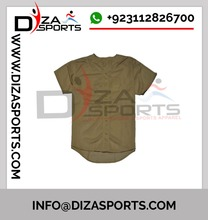 Pro Customized Sublimated Baseball Jersey For Men Team