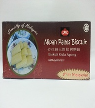 Sarawak Specialty Nipah Palm Biscuit