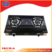 GAS STOVE PORTABLE IKURA 6345 2 BURNER