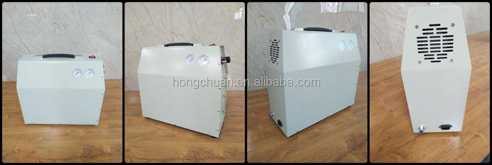 new design products chinese supplier HC280A compressor with 2 liter tank with cabinet