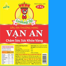 Van An RBD Palm Olein - Van An Cooking Oil