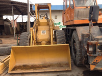used caterpillar 910E wheel loader with attractive price and good quality
