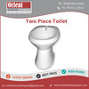 Accurate Dimensions Two Piece Toilet with Best Quality Japanese Style
