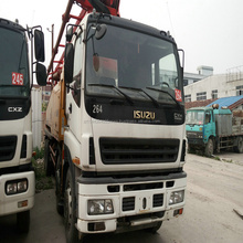 50 m Isuzu Pump truck Japan's production for sale