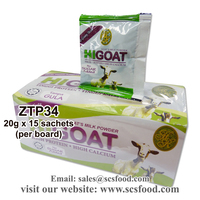 Hi-Goat Milk Powder / Goat's Milk Powder 20g x 15 sachets(per board)