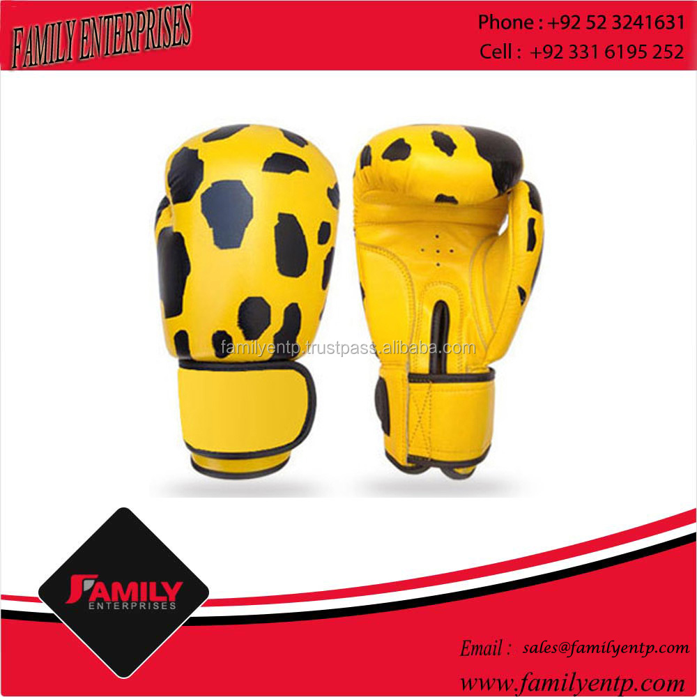 Best Quality Wholesale Sport Fitness Winning Boxing Gloves