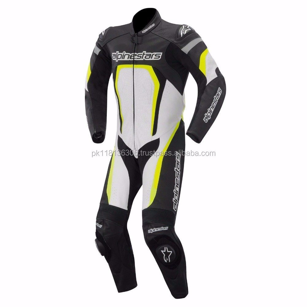 Best Selling MOTORCYCLE RACING 1 PIECE LEATHER SUIT CUSTOM MADE