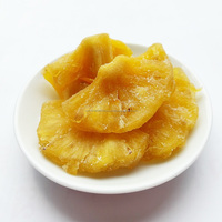 Delicious Natural AD Dried Dehydrate Pineapple