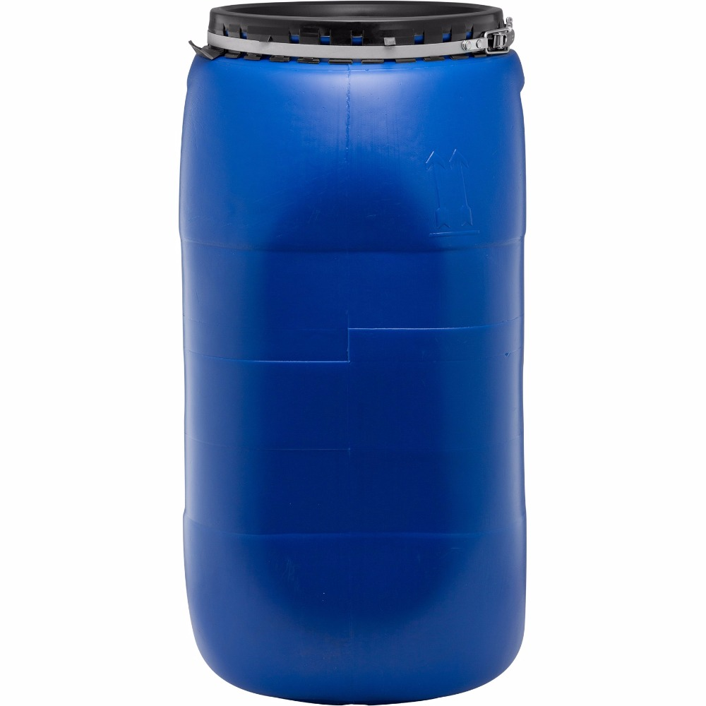 HDPE BLUE DRUMS IN BALES FOR SALES