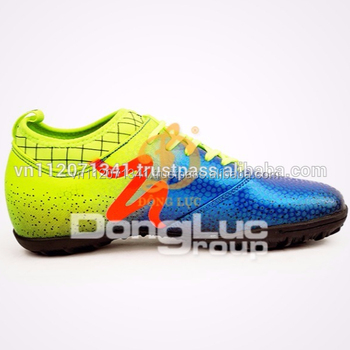 Best selling new pattern custom design outdoor soccer shoes football boots soccer shoe bulk buy from vietnam