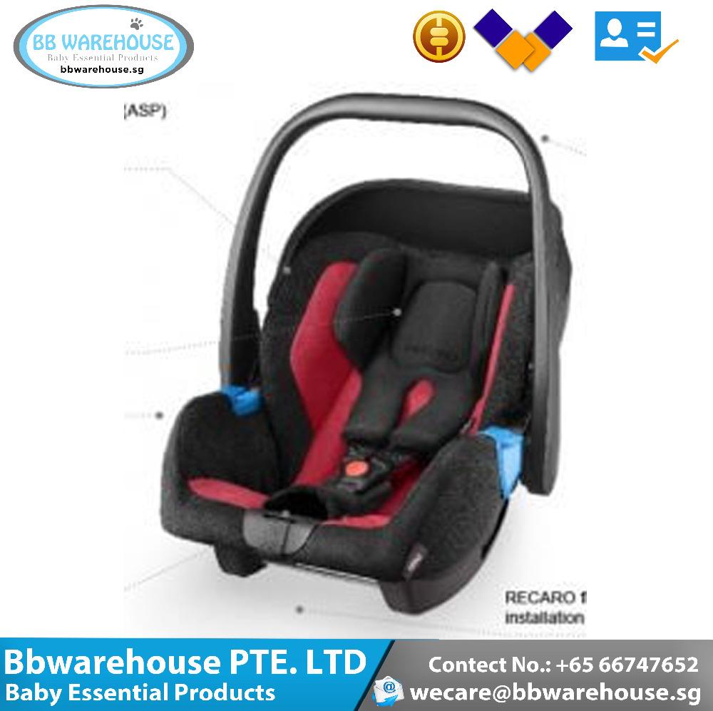 list of recaro car seat