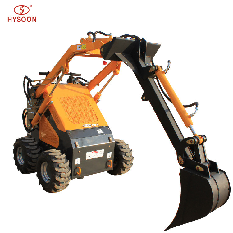 23HP Mini skid steer digging trencher.jpg