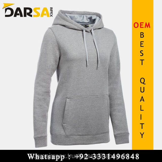 Cotton hoodies for street wears and fashion wears 100% Cotton long sleeve women plain hoodies wholesale graphic print custom