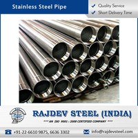 Wide Range of Polished/ Durable Stainless Steel Pipe from Trusted Seller