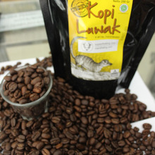 Best Seller Luwak Kopi Arabica Indonesia Civet Coffee Beans
