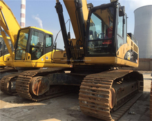 America made used cat 345D excavator hot sale in china