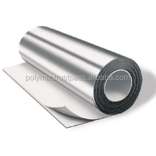 Free samples laminated aliuminum paper for butter wrapping with pe film