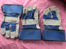 UNLINED LEATHER CLOTH WORK GLOVES