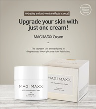 Korean Functional Cosmetic Magi maxx whitening Facial massage Cream