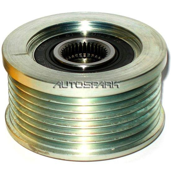 24-83287 - WAI, Alternator Pulley Nissan Navara Pickup 2.5 Diesel