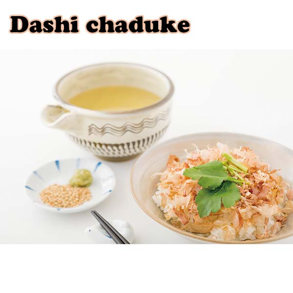 bonito fish flakes, bonito powder used for topping many kinds of disshes and taling Dashi broth
