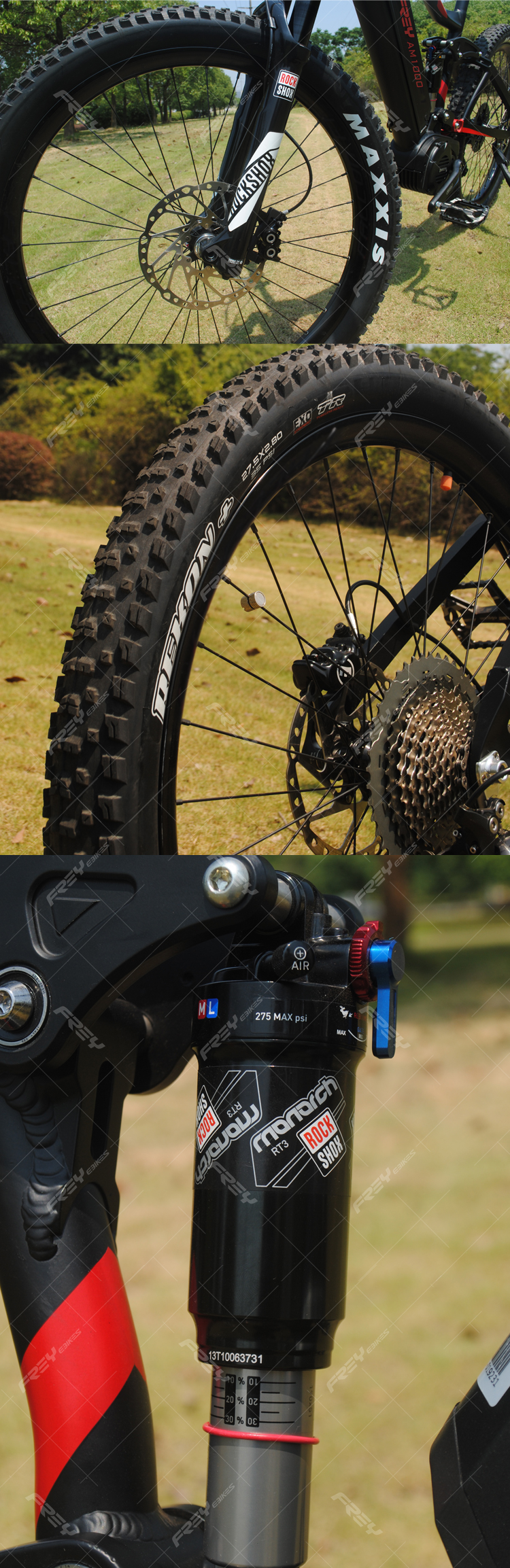 Top end Bafang Mid Drive Bafang 1000W electric mountain bike AM1000 full suspension eMTB mountain ebike Enduro ebike