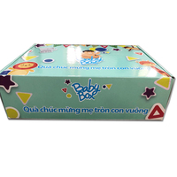 Hot Design Simple But Elegant Cajas De Carton Para Regalos Pasting Duplex 300Gsm Gift Box Paper