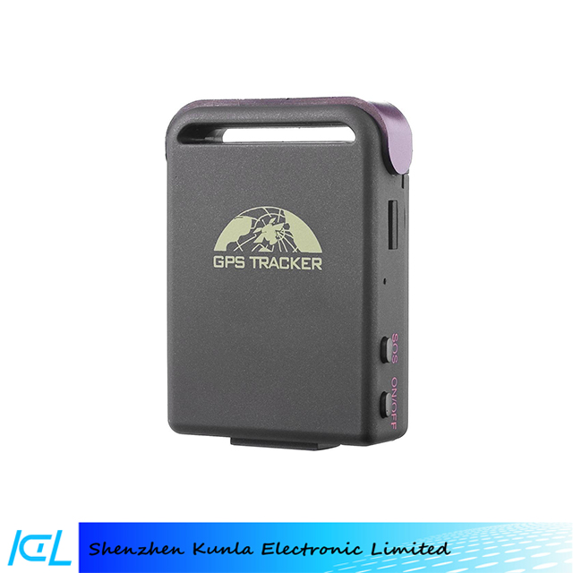 Mini global gps tracker TK102B car Vehicle tracker realtime tracking <strong>device</strong>