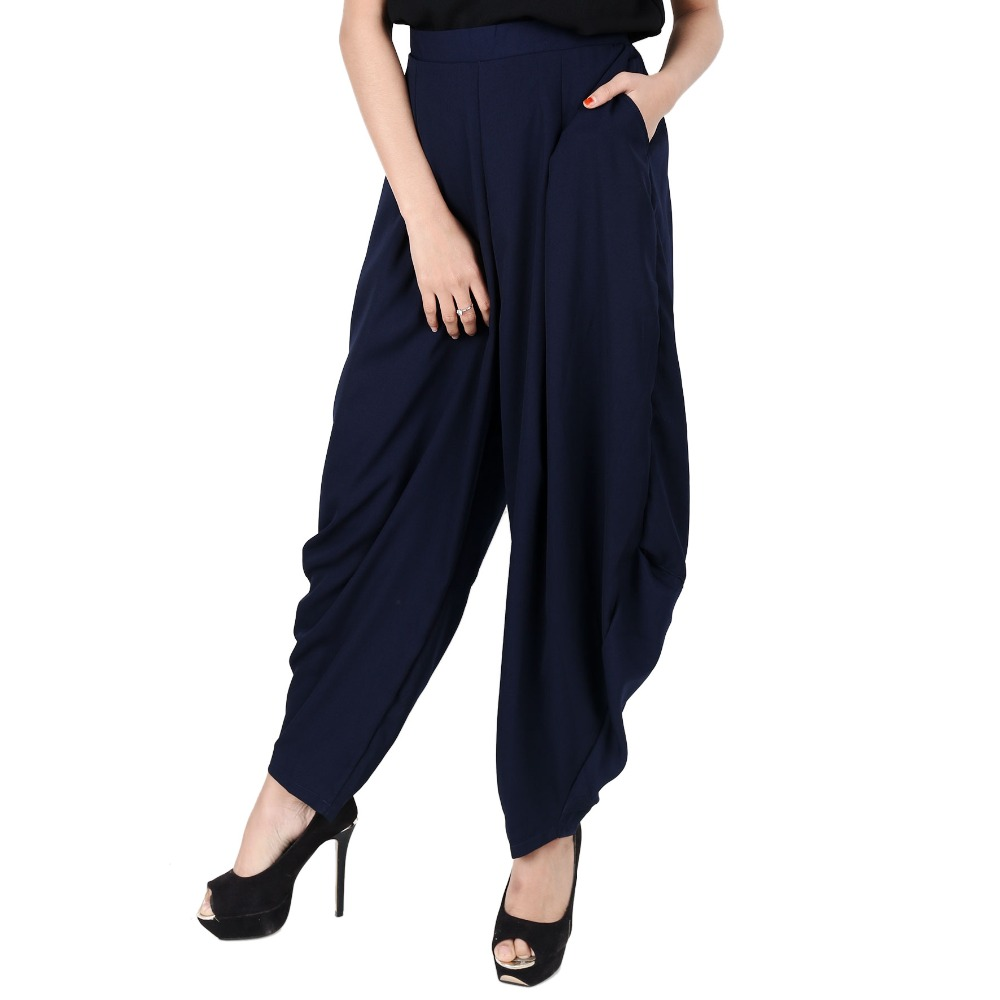 High Quality Wholesale Woman Trousers Design Casual Pants