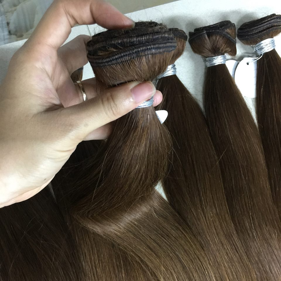 2018 Unprocessed Bulk hair Best seller 100% natural vietnam human remy hair virgin hair