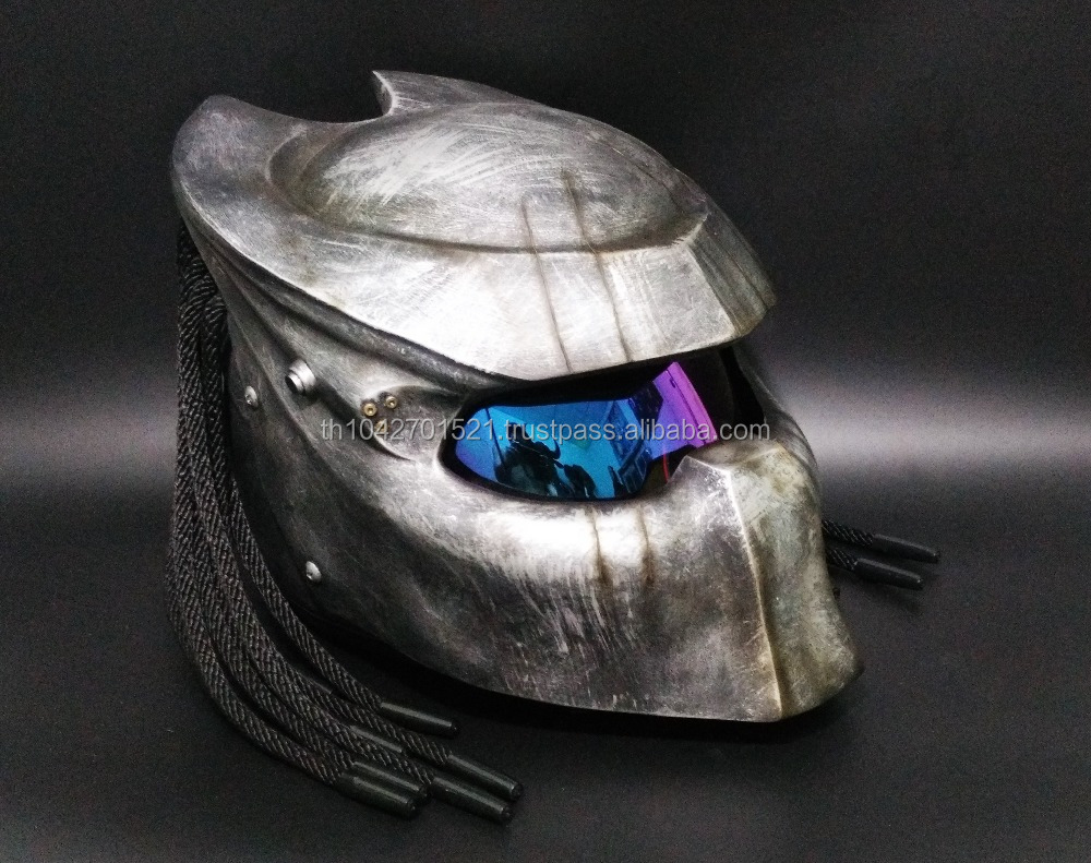 Predator Motorcycle Helmet Thailand Custom Craft DOT /ECE Approved