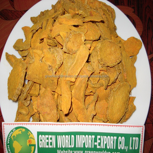 Premium price Dried Sliced TURMERIC VIETNAM