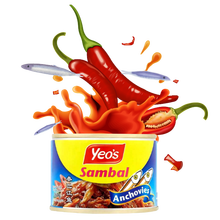 Yeo's Canned Fish Malaysia Anchovies in Sambal Spices