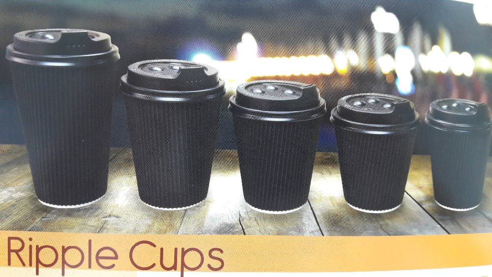 Top Quality - Ripper Cup origin from Malaysia - Various Size (8oz to 16oz)