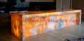 MANUFACTURER AND EXPORTERS MODERN DESIGN ONYX RECEPTION COUNTERS