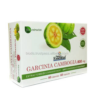 Garcinia Cambogia 800 mg. Dry Extract 60% HCA - 60 capsules - Food supplement