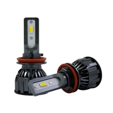 Best quality tricolor led headlight K8 CSP <strong>car</strong> headlight motorcycle head <strong>lamps</strong>