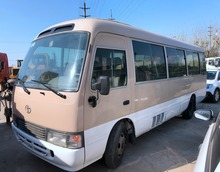 Used Japan medium-sized bus 4x2, used coaster buses