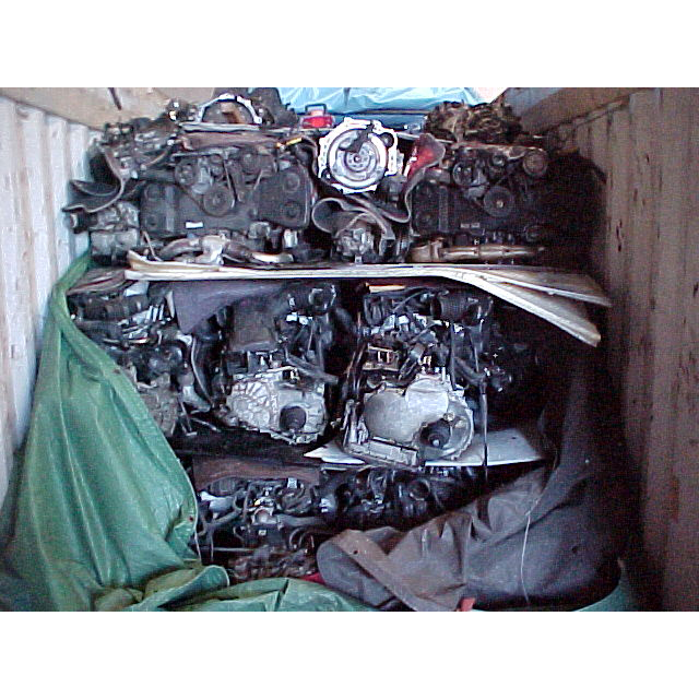 Best Offer Second Hand Used Engine for Container
