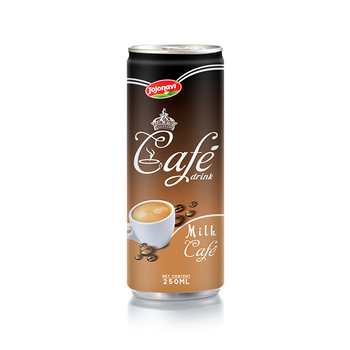 wholesale instant espresso coffee suppliers Milk Coffee 250ml