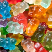PRIVATE LABEL HALAL MULTI-VITAMINS GUMMY BEAR CANDY FOR CHILDREN