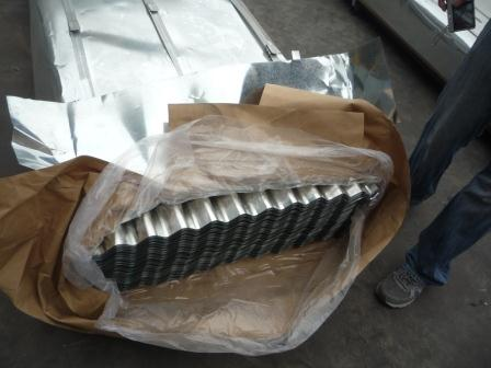 Aluzinc Corrugated Sheets