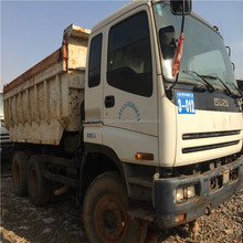 cheap price used Japanese used isuzu dump truck for sale